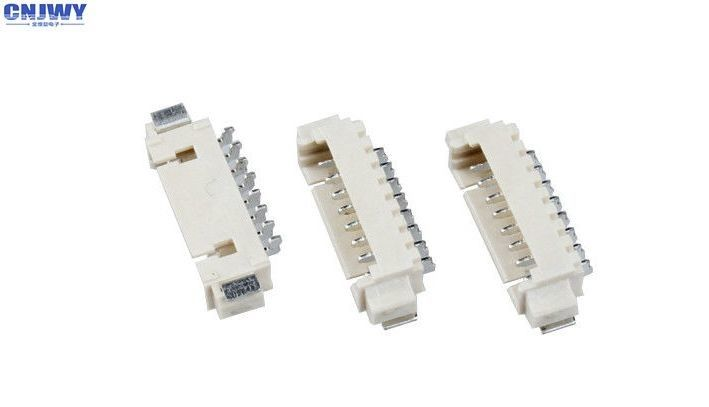 1.0 Mm Pitch Board To Board Smt Connector , Surface Mount PCB Circuit Board Connectors